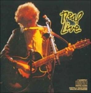 Real Live - CD Audio di Bob Dylan