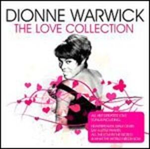 The Love Collection - CD Audio di Dionne Warwick