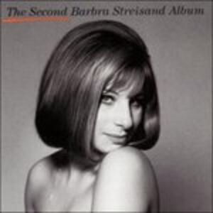 Second Album - CD Audio di Barbra Streisand