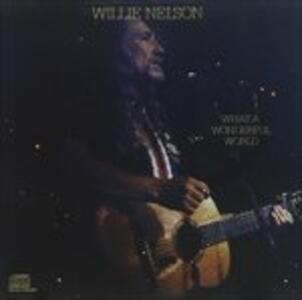What a Wonderful World - CD Audio di Willie Nelson