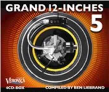 Grand 12-Inches vol.5 - CD Audio di Ben Liebrand