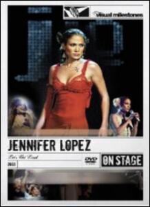 Jennifer Lopez. Live In Puerto Rico. Let's Get Loud - DVD