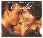 Cover CD Colonna sonora Chocolat