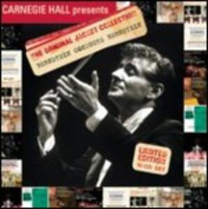 Carnegie Hall presents the Original Jacket Collection. Bernstein conducts Bernstein - CD Audio di Leonard Bernstein