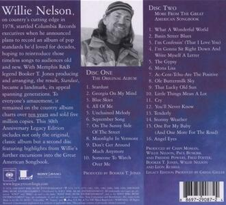 Stardust - CD Audio di Willie Nelson - 2