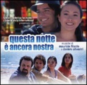 Questa Notte è Ancora Nostra (Colonna Sonora) - CD Audio di Daniele Silvestri
