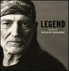 Legend. The Best of Willie Nelson - CD Audio di Willie Nelson