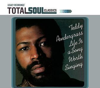 Total Soul Classics - CD Audio di Teddy Pendergrass