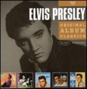 Original Album Classics - CD Audio di Elvis Presley