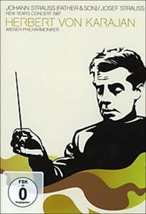 Concerto di Capodanno a Vienna 1987 di Humphrey Burton - DVD