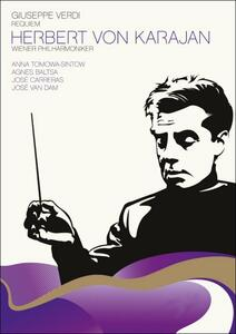 Giuseppe Verdi. Requiem. Herbert Von Karajan - DVD