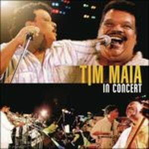 Tim Maia in Concert - CD Audio di Tim Maia