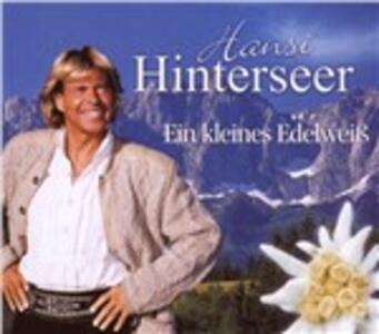 Ein Kleines Edelweiss - CD Audio di Hansi Hinterseer