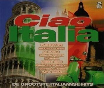Ciao Italia - CD Audio