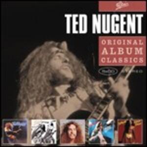 Original Album Classics - CD Audio di Ted Nugent