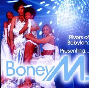 Rivers of Babylon - CD Audio di Boney M.