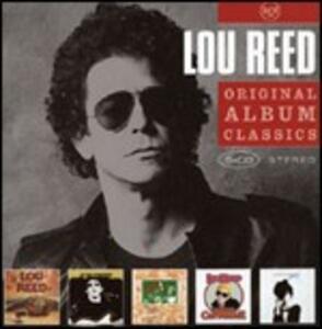 Original Album Classics - CD Audio di Lou Reed