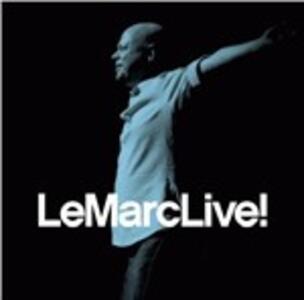 Live! - CD Audio di Peter LeMarc