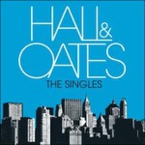Singles - CD Audio di Daryl Hall,John Oates