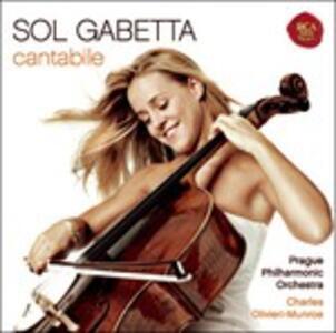 Cantabile - CD Audio di Sol Gabetta