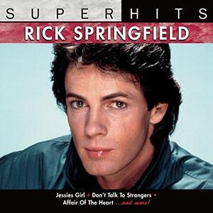 Super Hits - CD Audio di Rick Springfield