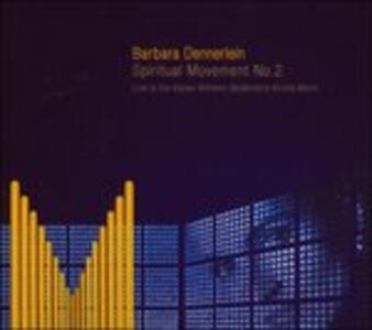 Spiritual Movement n.2 - CD Audio di Barbara Dennerlein