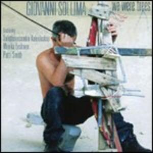 We Were Trees - CD Audio di Giovanni Sollima