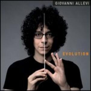 Evolution - CD Audio di Giovanni Allevi