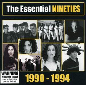 Essential Nineties - CD Audio