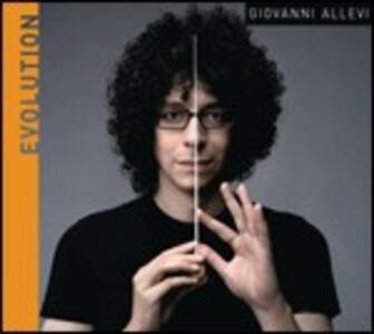 Evolution - CD Audio + DVD di Giovanni Allevi