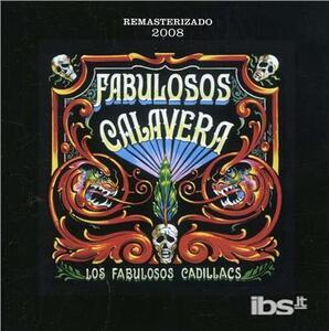 Fabulosos Calaveras - CD Audio di Los Fabulosos Cadillacs