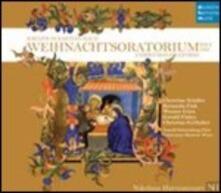 Oratorio di Natale (Weihnachts-Oratorium) - CD Audio di Johann Sebastian Bach,Nikolaus Harnoncourt,Concentus Musicus Wien