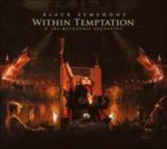 Black Symphony - CD Audio di Within Temptation
