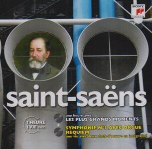 Une Heure Une Vie - CD Audio di Camille Saint-Saëns