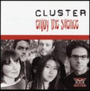 Enjoy the Silence - CD Audio di Cluster