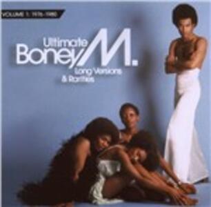 Ultimate Boney M. - CD Audio di Boney M.