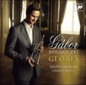 Gloria - CD Audio di Gabor Boldoczki