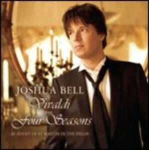 Le quattro stagioni - CD Audio di Antonio Vivaldi,Joshua Bell,Academy of St. Martin in the Fields