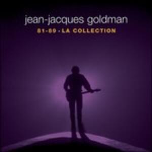 La Collection 1981-1989 - CD Audio di Jean-Jacques Goldman