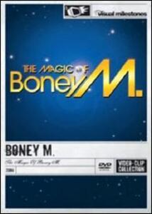 Boney M. The Magic Of Boney M - DVD