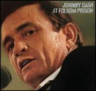 At Folsom Prison - CD Audio + DVD di Johnny Cash