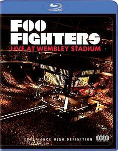 Foo Fighters. Wembley Live - Blu-ray