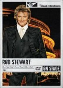 Rod Stewart. One Night Only! Rod Stewart Live at the Royal Albert Hall - DVD