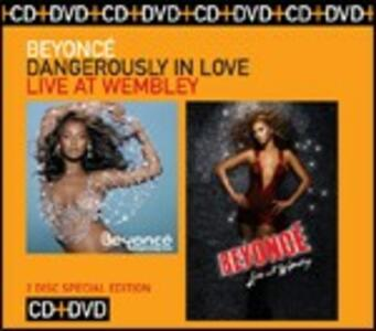 Dangerously in Love - Live at Wembley - CD Audio + DVD di Beyoncé