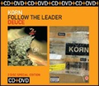 Follow the Leader - Deuce - CD Audio + DVD di Korn