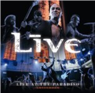 Live at the Paradiso Amsterdam - CD Audio di Live