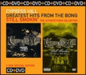 Hits of the Bong - Still Smokin' - CD Audio + DVD di Cypress Hill