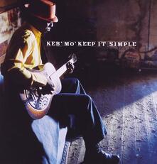 Keep it Simple - CD Audio di Keb' Mo'
