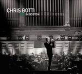 In Boston - CD Audio di Chris Botti