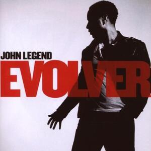 Evolver - CD Audio di John Legend
